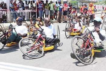 Desporto adaptado Angola