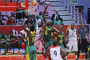 Afrobasket2015: Senegal - Moçambique