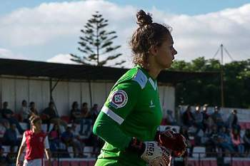 Rute Costa, guarda-redes do SC Braga