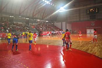 Futsal feminino: SL Benfica