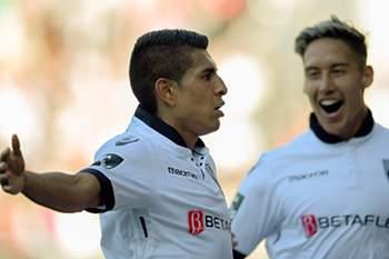 Paulo Hurtado, jogador do Vitória de Guimarães