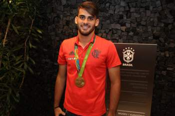 Felipe Vizeu é alvo do Benfica