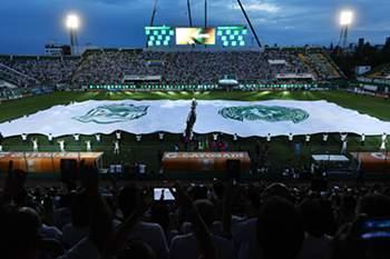 Chapecoense arrasa Super Dragões em comunicado oficial