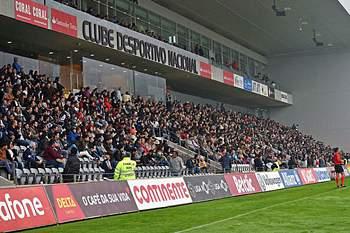 Nacional goleou Porto da Cruz por 9-1 no primeiro particular da pré-temporada.