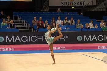 O Comité Olímpico Internacional (COI) atribuiu esta segunda-feira, 25, o Wild Card (convite) para os Jogos Olímpicos do Rio2016 à ginasta cabo-verdiana Elyane Boal