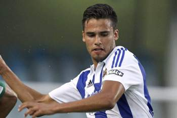 Reyes sem vontade de voltar ao FC Porto