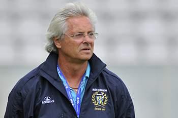 O treinador do União da Madeira, Norton de Matos