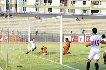 Benfica de Luanda vs ASA