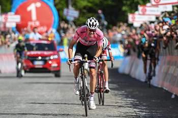 Tom Dumolin, ciclista holandês