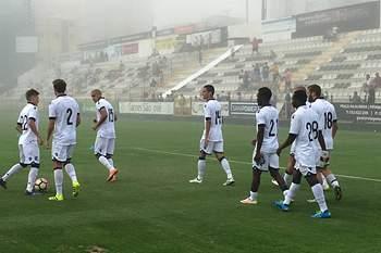 Vitória SC apresentou-se na final do torneio com a equipa B.