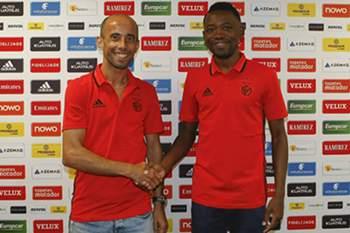Hermano Ferreira e Eduardo Mbengani