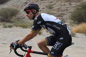 O ciclista portugu