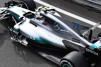 Valtteri Botas, Mercedes