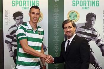 Petrovic oficializado no Sporting