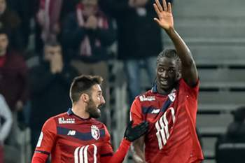 Éder, avançado do Lille