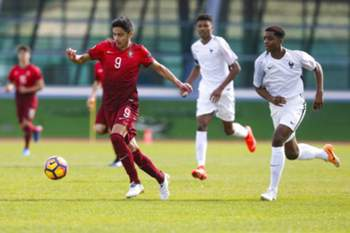 Portugal sofre goleada na última jornada do Torneio de sub-16 da UEFA