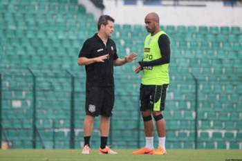 Treinador do Figueirense.