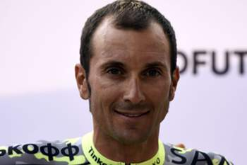 Ciclista italiano.