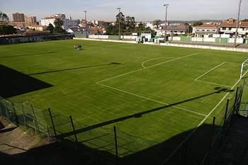 Estádio do Sonhos, casa do Ermesinde Sport Clube 1936.