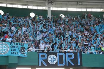 Adeptos do Belgrano