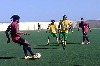 AJAC da Calheta, Cabo Verde