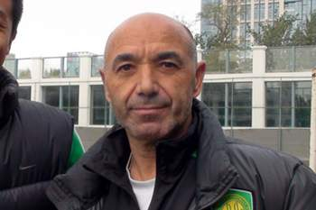 Jaime Pacheco na China