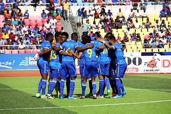 Seleção de Cabo Verde