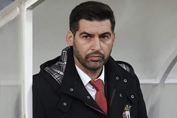 Treinador do SC Braga.