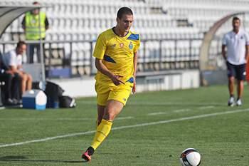 Diogo Dalot, lateral direito do FC Porto (Sub-19)
