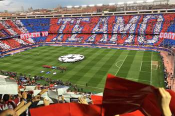 Estádio Vicente Caldéron