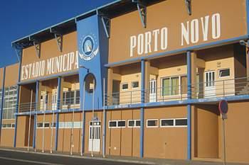 Estádio Municipal de Porto Novo.