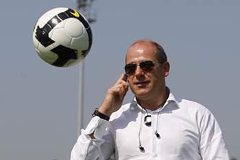Antero Henrique • Director-geral para o futebol da SAD do FC Porto, Antero Henrique • Lusa