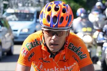 Aitor González venceu a Volta a Espanha em 2002