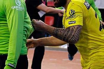 ABC/UMinho sai da Liga dos Campeões com derrota caseira com Nantes