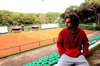 Pedro Sousa nos campos do CIF