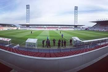 Estádio Cidade de Barcelos, Gil Vicente