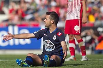 Bruno Gama, jogador do Deportivo da Corunha