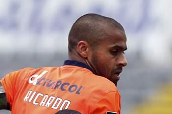 Ricardo, capitão do Paços Ferreira