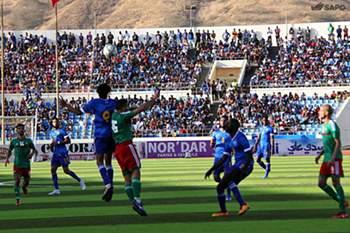 Cabo Verde x Marrocos
