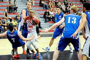Comissão de Gestão Ad hoc negoceia com Cholet Basket cedência de Ivan Almeida