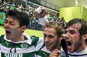 O guarda-redes João Benedito.