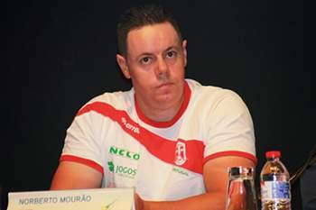Norberto Mourão: paracanoagem