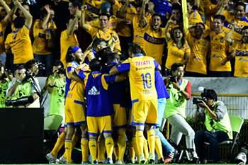 Tigres vence Internacional e garante lugar na final da Taça Libertadores.