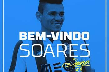 Soares reforça FC Porto