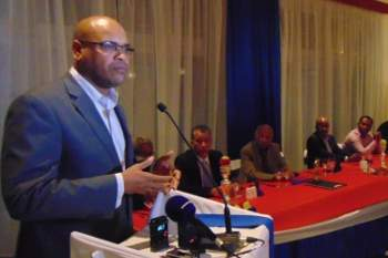 Ministro do Desporto de Cabo Verde