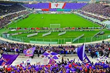 Adeptos da Fiorentina