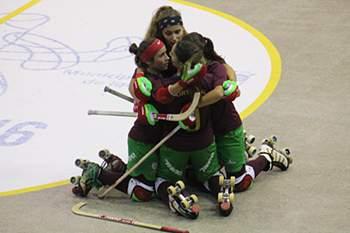 Portugal vence França e soma segunda vitória no Mundial de hóquei feminino