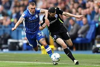 Sheffield Wednesday perdeu em casa com o Brighton.