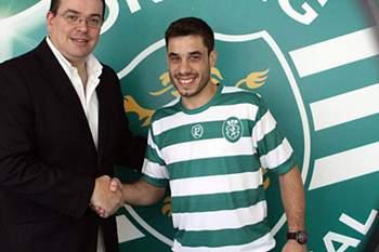 André Sousa reforçou esta época o Sporting depois de conquistar a Taça de Portugal ao serviço do Fundão.