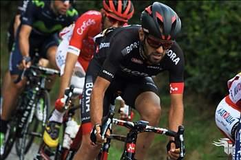 José Mendes em ação na sexta etapa da Volta a França 2015.
